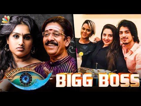 Xxx Mp4 Breaking Bigg Boss 3 Contestants Revealed Hot Tamil Cinema News Vanitha Vijayakumar 3gp Sex