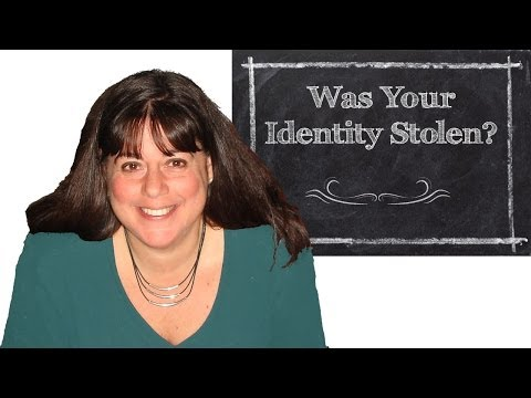 How to find out if your identity was stolen