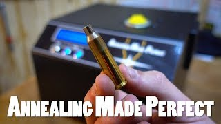 """Annealing Made Perfect"" Machine - Gear Update #6"