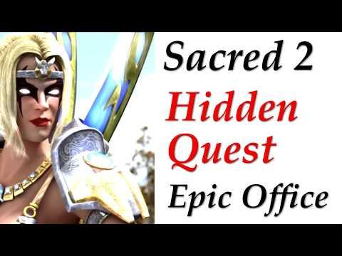 Sacred 2 Hidden Quest Guide: Epic Office - Easter Egg