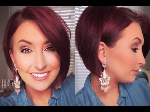 4 Ways to Style a Short Bob | Summer Whitfield