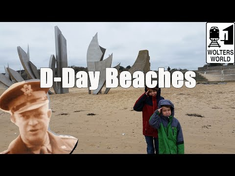 Visit Normandy: D-Day Beaches & WW2 Sights in Normandy