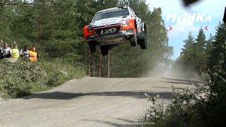WRC Rally Finland 2016 | MAX ATTACK