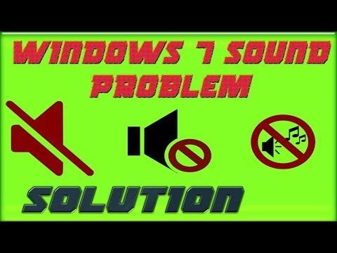 Windows 7 Sound Driver Installation