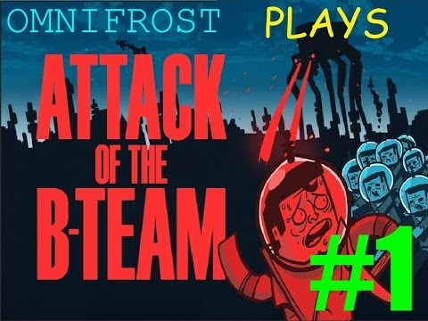 Omnifrost Plays Attack of the BTeam - E1 Tinker's Smeltery