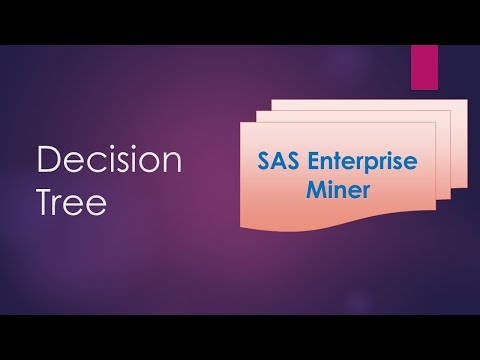 SAS DecisionTree