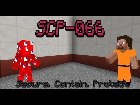 Download SCP-066 Minecraft Containment Breach Test