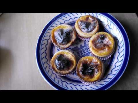 Recipe: Portuguese Custard Tarts - Receita: Pastéis de Nata