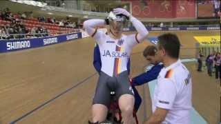 Joachim EILERS GER - Men's Kilo TT - 2013 UCI World Track Championships, Minsk - Track Cycling