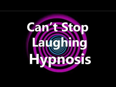 Hypnosis: Can't Stop Laughing (Request)