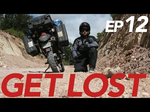 ROUGH ROADS OF HONDURAS | GET LOST Ep12. | A Solo Motorcycle Adventure to the Darien Gap