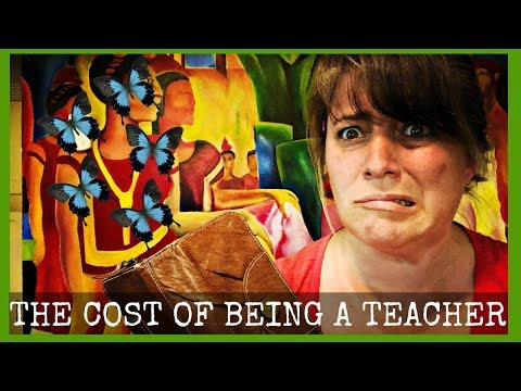 WHAT'S THE COST OF BEING A TEACHER IN SOUTHERN CALIFORNIA? l @THESLEEPYTEACHER