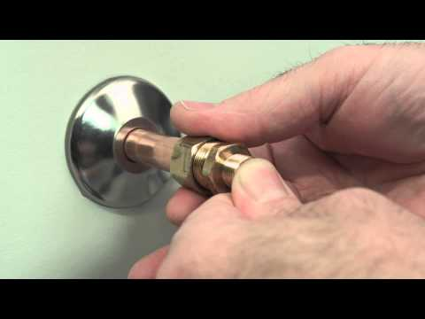 How to Install a Compression Fitting