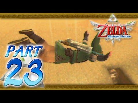 The Legend of Zelda: Skyward Sword - Part 23 - Lanayru Mine