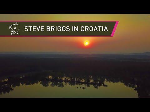 Big Carp Fishing in Croatia - Steve Briggs