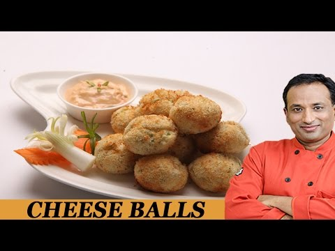 Cheese Balls  Recipe with Philips Airfryer by VahChef