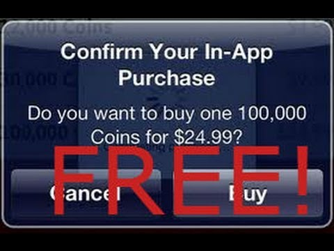 How To Get Free In App Purchases On IOS 7.1-7.1.2