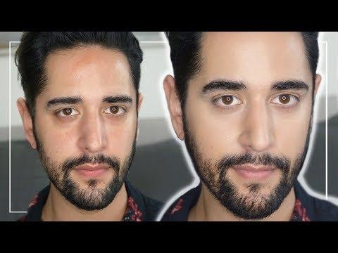 Men's Natural Makeup Tutorial ft Robert Welsh - Makeup For Men - NO Makeup, Makeup ✖ James Welsh