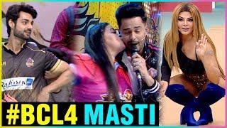 Bharti Singh & Rakhi Sawant CRAZY Masti At BCL4 | Full Video