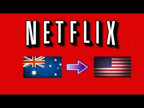 How to get American Netflix on PS4 Xbox EP9