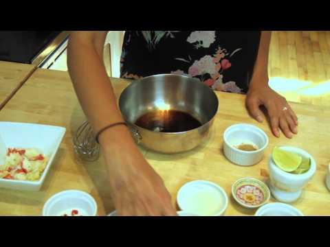 Thai-Style Lobster Salad : Salads & Salad Dressings