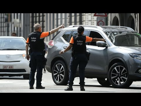 Police officers among four killed in Belgium shooting