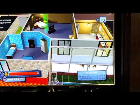 My sims 3 house ps3