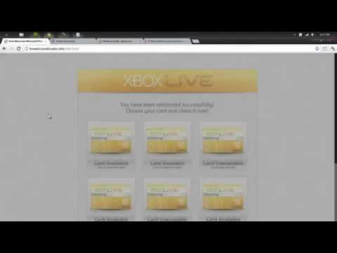 [HOW TO] How to get FREE Xbox Live Points (Legit Way) - Limited Amount - December 2012