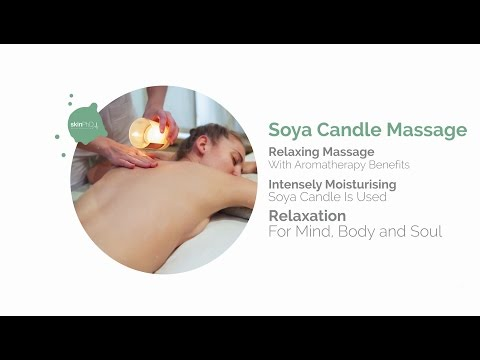 Soya Candle Massage