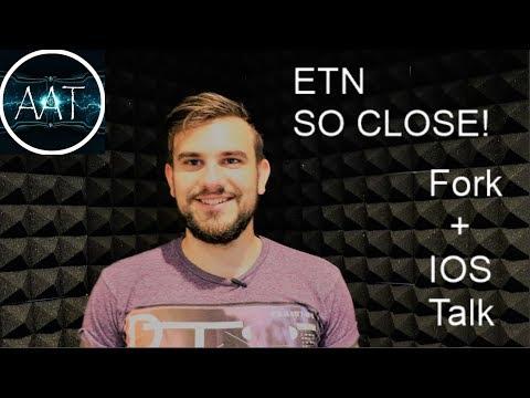 Electroneum SO CLOSE! Fork + IOS App Talk