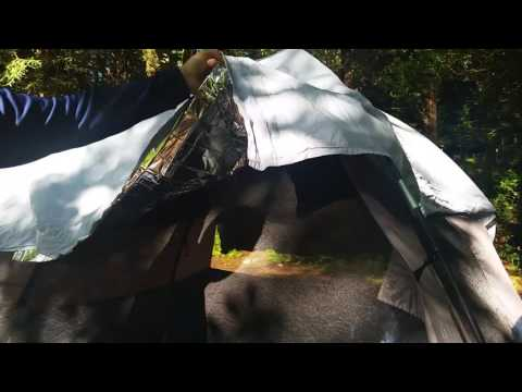 Camping Hack: How to Make Your Tent Warmer. Cold Weather Camping