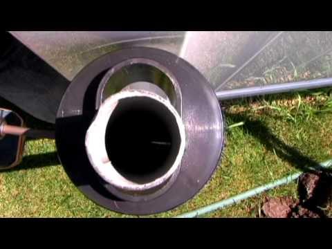 Vinyl Fencing Install - Advantage Post Socket - Vinyl Fence Install Video
