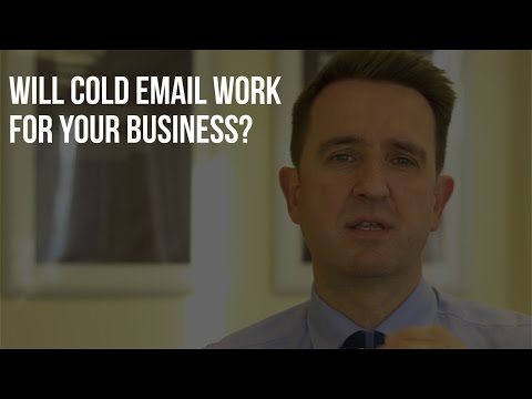 Will Cold Email Work For Your Business