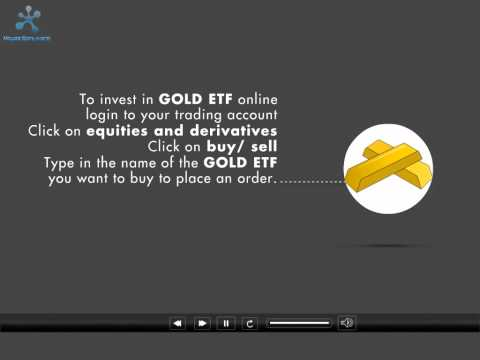 Benefits of investing in gold ETF