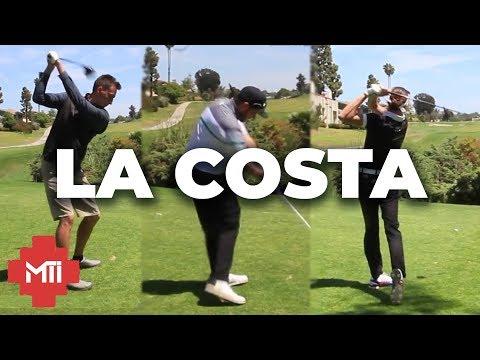 Golf Course Vlog at La Costa - Part 1
