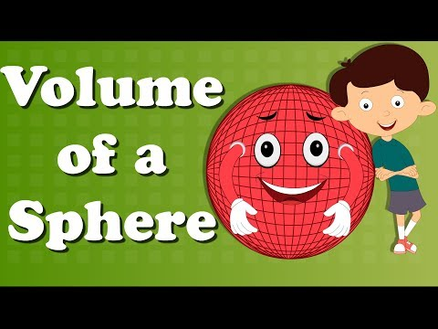 Volume of a Sphere | It's AumSum Time