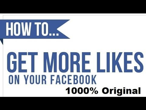 How To Get 1000 and More Likes For Your Photos And Page 2015 With Proof 10000 % Original
