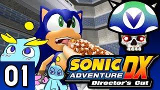 [Vinesauce] Joel - Sonic Adventure DX: Director