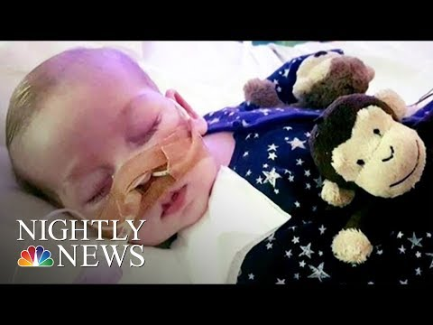 Charlie Gard: Terminally Sick Baby At Center Of Complex Ethics Case   NBC Nightly News