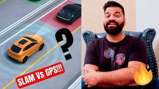 What is SLAM? SLAM Vs GPS? Eyes for Robots Explained🔥🔥🔥