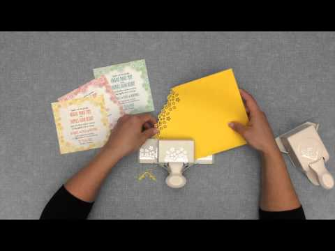 How-to Make a Diecut Daisy Envelope