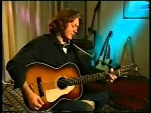 Rory Gallagher's last TV session