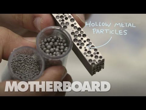 watch Engineering The Strongest Foam in the World