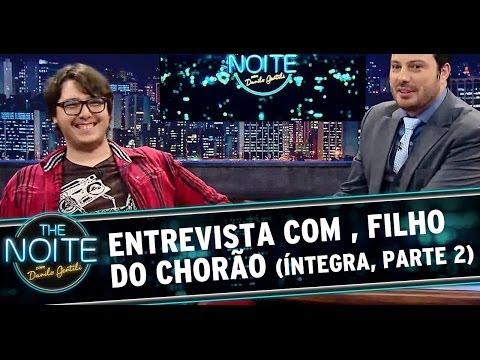 """VÍDEO DA SEMANA: """"Tamo Aí Na Atividade"""" no """"The noite com Danilo Gentili"""""""