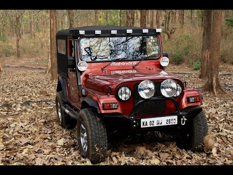Top 8 off-road vehicles in India