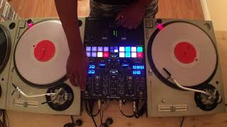 DJ T.Salt. Cliff NoTeS VIII: Hip Hop To R$B