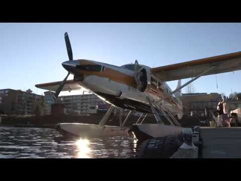 Seaplane Flights between Seattle and Vancouver, BC