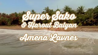 Super Sako & Harout Balyan - Amena Lavnes  (Official Music Video) 4k