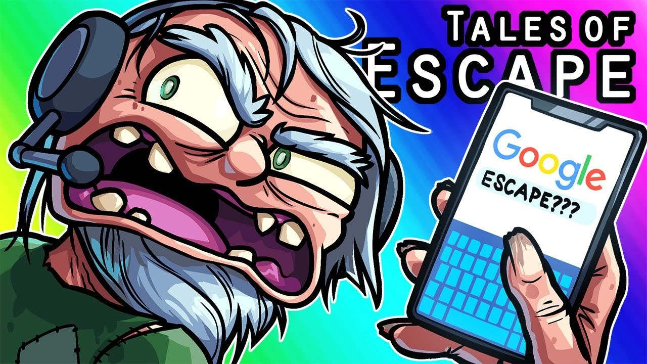 Tales of Escape Funny Moments - Nogla Googles All the Answers!