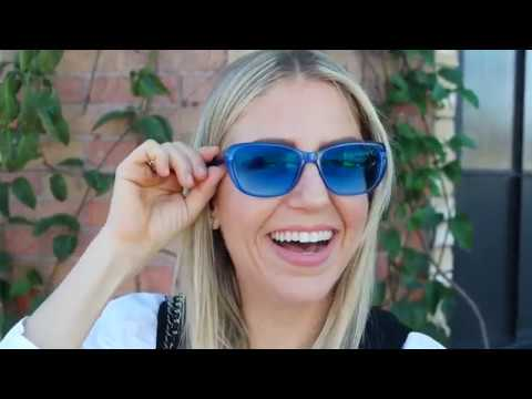 Spring Fashion with Lindsay Albanese - Monochromatic Glasses